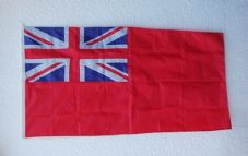 Red Ensign Flag     1 1/2yd Stitched